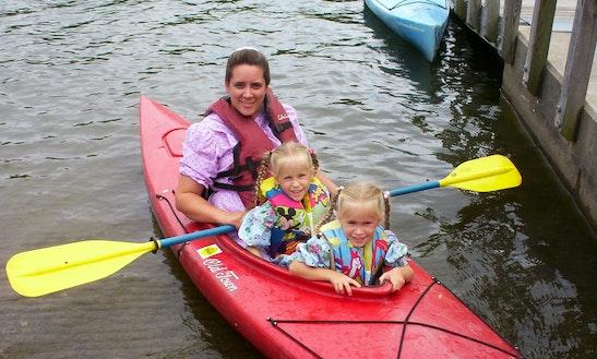 Kayak, Rental In Leola Pennsylvania
