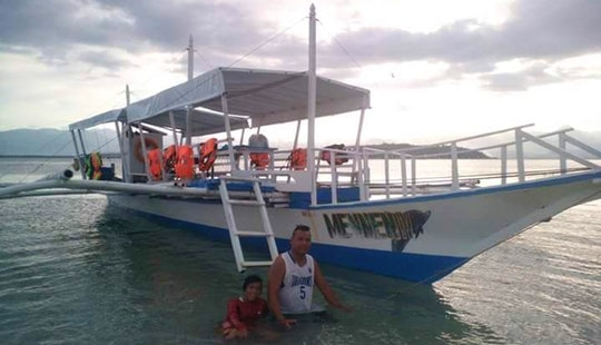 Experience A Traditional Paraw Boat In Bais City