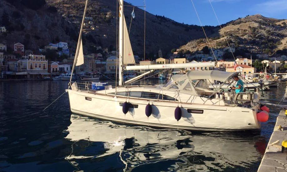 Charter a Cruising Monohull in İzmir, Turkey