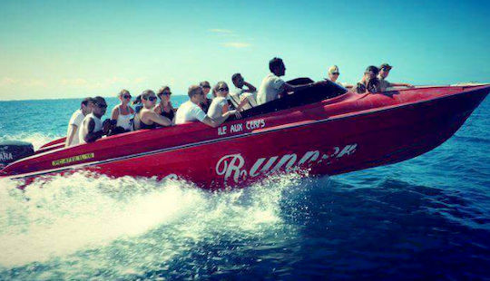 Enjoy Jet Boat Tours In Grand River South East, Mauritius