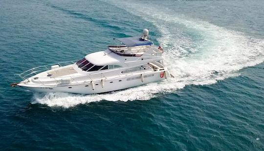 Crewed Charter On Luxury Yacht In Dubai