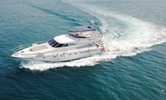 Crewed Charter On Luxury Yacht