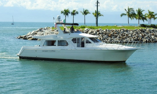 The Most Affordable & Comfortable Yacht Charter: Navigator 60