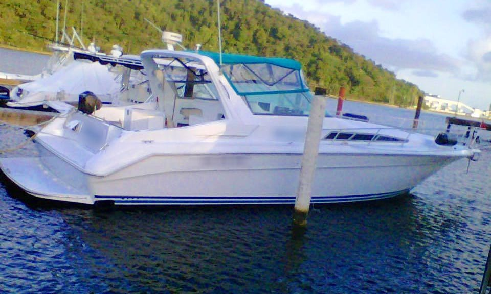 "Charter 42ft ""MV Negara"" Motor Yacht In Port of Spain, Trinidad and Tobago"