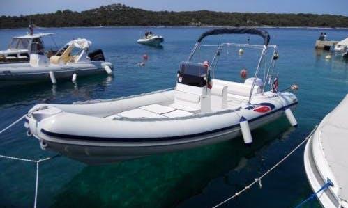 Rent 21 Foot RIB Boat in Saint-Gilles les Bains, Reunion
