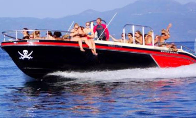 Deck Boat rental in Kos, Greece