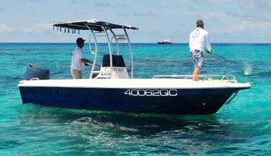 Enjoy Fishing In Port Douglas, Queensland On 20' Center Console