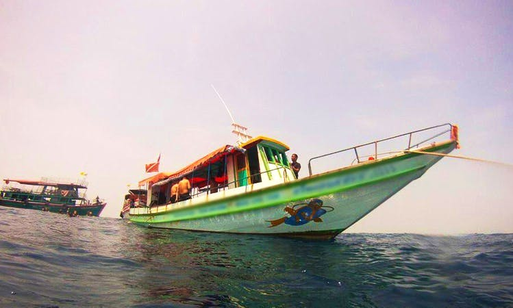 Enjoy Diving Trips and Courses in Tambon Ban Tai, Thailand