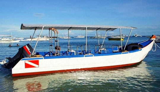 Enjoy Diving In Panglao, Philippines