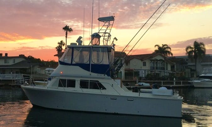 39' LOA Radovich, 429 Shoreline Village Drive Long Beach, California 90802