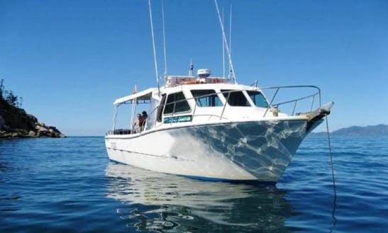"Enjoy Fishing On 36' Steber Craft ""sea Quest"" In Main Beach"