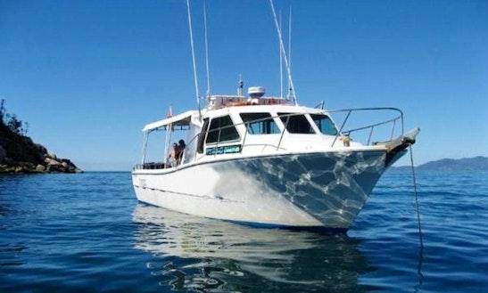 "Enjoy Fishing On 36' Steber Craft ""sea Quest"" In Main Beach"
