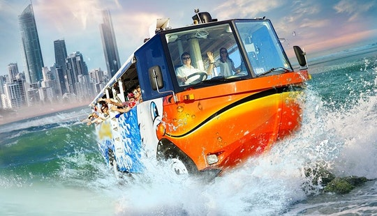 Enjoy Water Taxi Tours In Surfers Paradise, Queensland, Australia