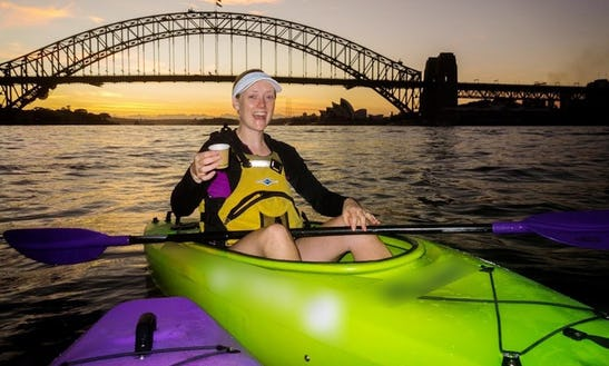 Kayak Tours And Kayak Fitness Classes In Lavender Bay, Australia