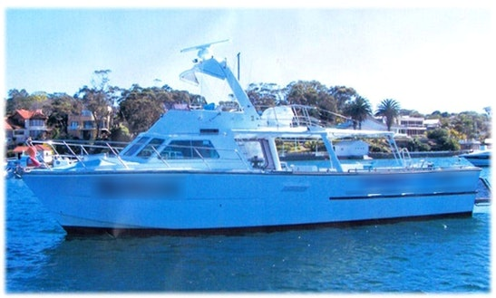Cronulla Fishing Charter On 49ft
