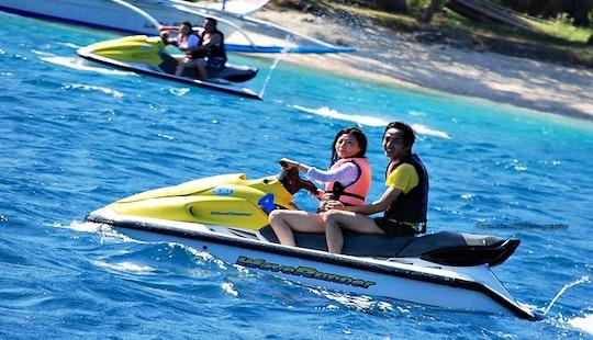 Rent Wave Runner Jet Ski In Lapu-lapu City, Philippines