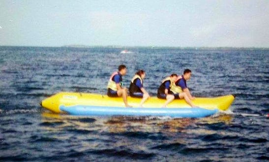 Have A Thrilling Rafting Experience For 5 People In Lapu Lapu City, Philippines