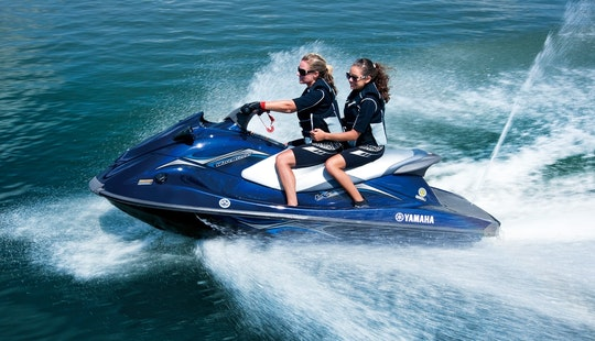 Have Fun Flying Over The Waves On A Jet Ski Rental In Dubai