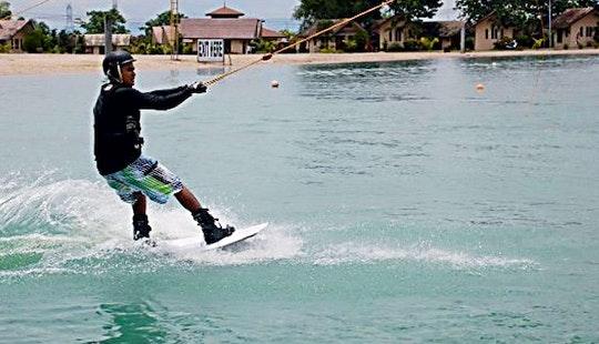 15-minute Wakeboarding Trips In Lapu-lapu City, Philippines