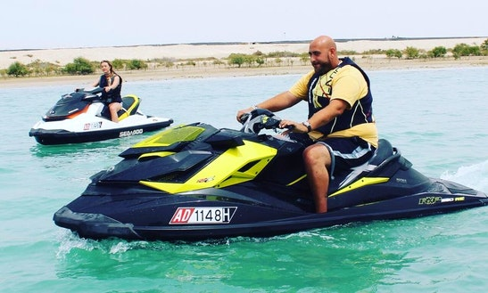 Enjoy Jet Ski Rentals And Tours In Abu Dhabi, United Arab Emirates
