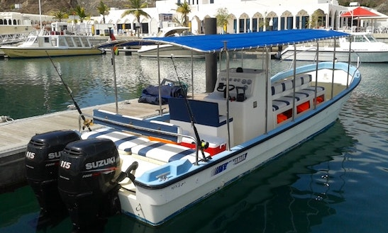 See All Omans Marine Life Up Close On Our Fishing Tour