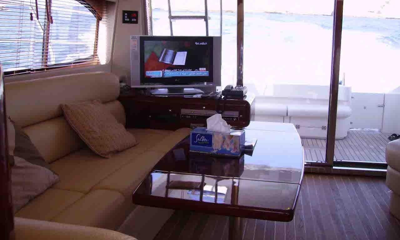Charter a Luxury Motor Yacht in Muscat, Oman
