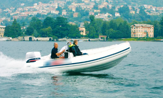 Selva D490 / 50cv Rib Rental In Saint-florent, France