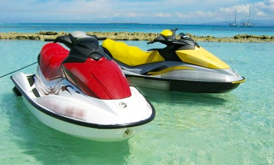 Jet Ski Rental In Noumea