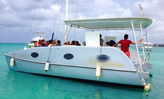 Private Sail And Snorkeling Trip On 32ft