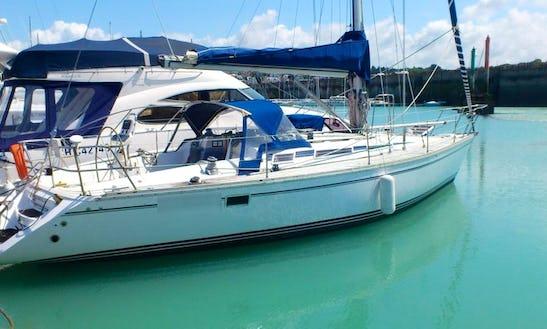 Sun Legend 41' Yacht In France