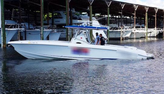 37ft Spectre Boat Fishing Charter In Tierra Verde