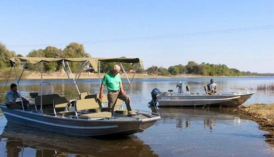 Fishing Tours From Pretoria On Jon Boat - 6 Passengers