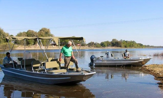 Fishing Tours From Pretoria - 6 Passengers