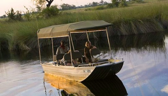The Perfect Boat For A Fishing Tour In Pretoria, South Africa