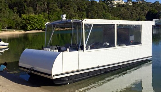 Hire A Pontoon & Go On Lake Doonella For The Day!