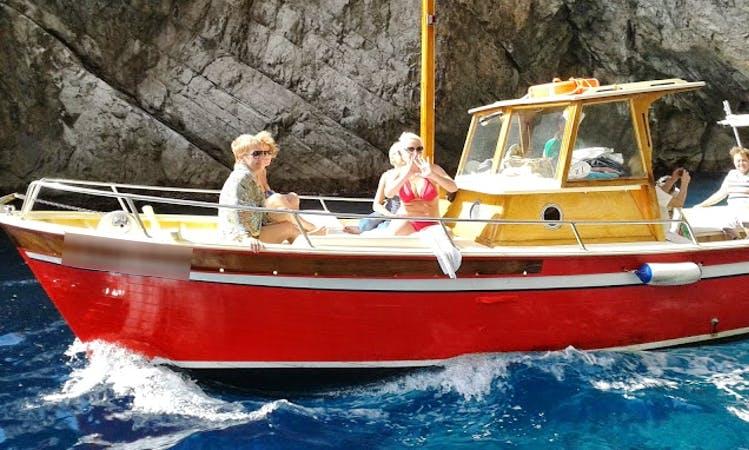 "Charter ""La Pacchia"" Yacht in Campania, Italy"