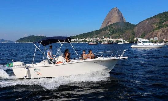 Private Boat Tour In Rio De Janeiro, Brazil With Captain Antonio