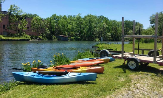 Kayak For Rent In Penn Yan