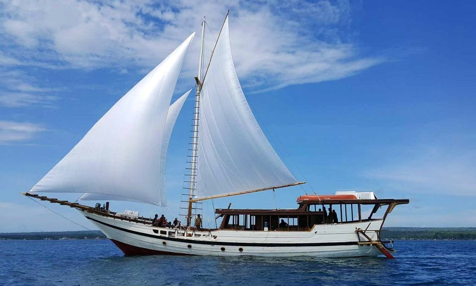 Komodo, Raja Ampat, diving, land & sea liveaboard with WISESA