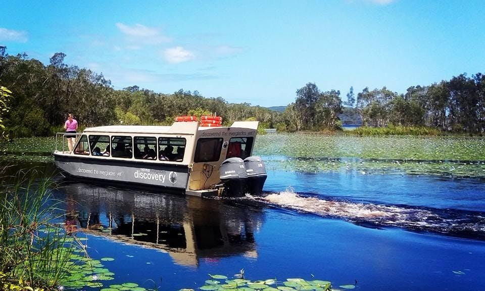 Enjoy Boat Tours in Noosaville, Queensland