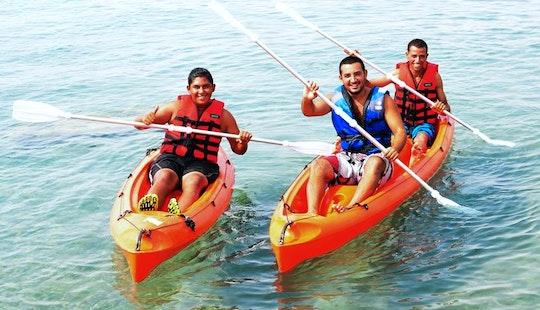 Enjoy Canoe Rentals In Amman, Jordan