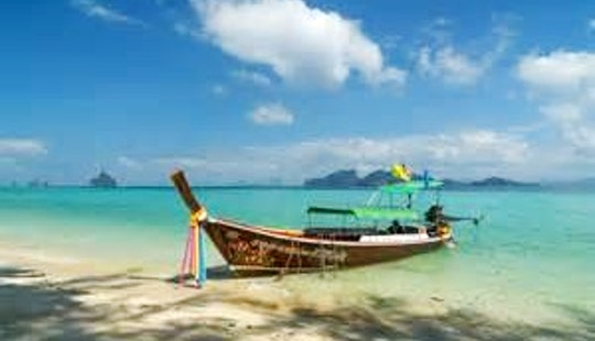'long Tail' Boat Private Tours In Hong Islands & 4 Islands, Krabi