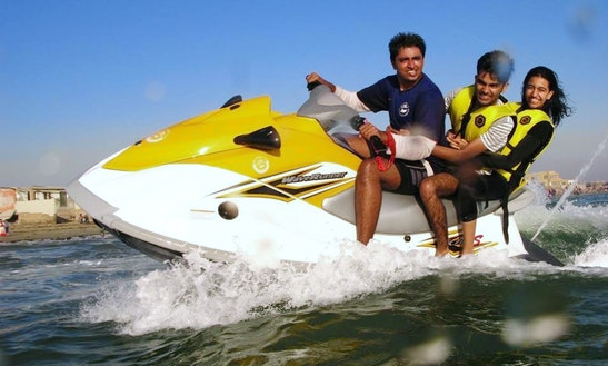 Rent Yamaha Vx 700 Jet Ski In Karachi, Pakistan