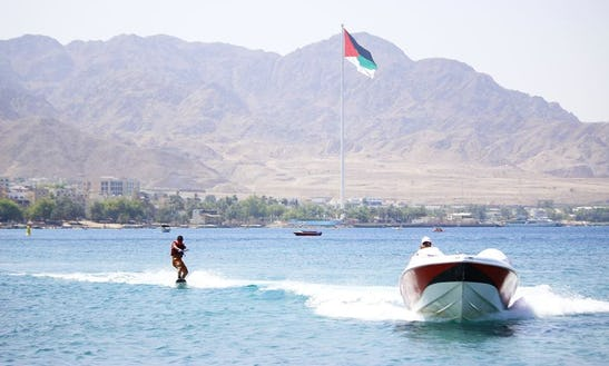 Enjoy Water Skiing In Amman, Jordan