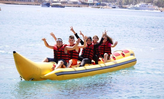 Enjoy Tubing In Amman, Jordan