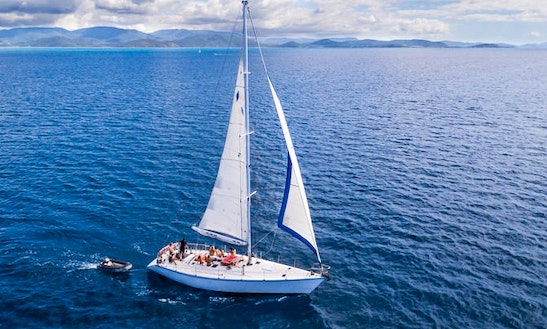 Charter 45' Mandrake Cruising Monohull At Airlie Beach, Queensland