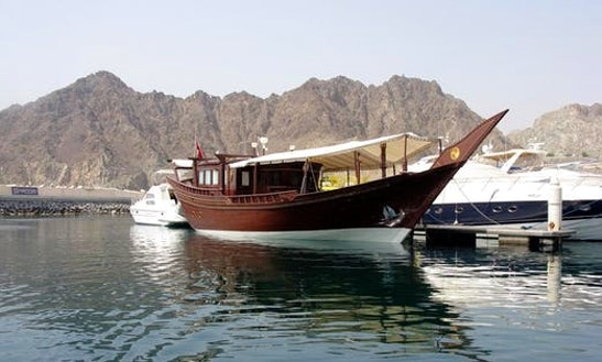 Enjoy Fishing In Muscat, Oman On Passenger Boat