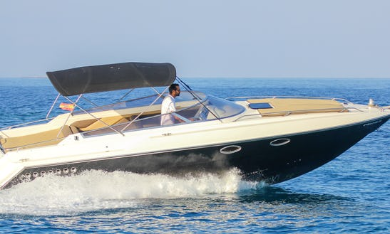 Enjoy The 29' Sunseeker Mohawk Motor Yacht In Ibiza, Spain