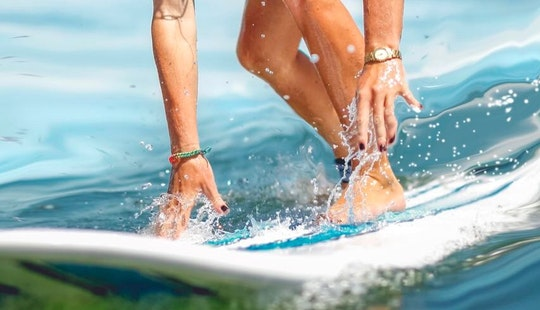 Book A Group Surf Lesson In Jacó, Costa Rica