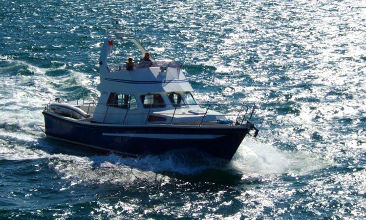 Skippered Charter Multi Role Vessel in Lymington
